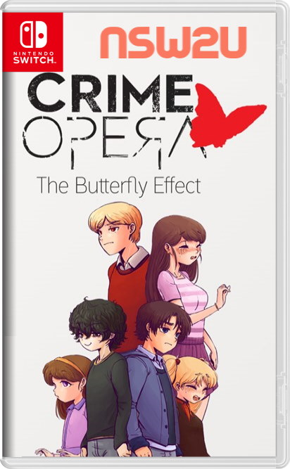 Crime Opera: The Butterfly Effect Switch NSP XCI NSZ