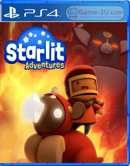 Starlit Adventures PS4 PKG