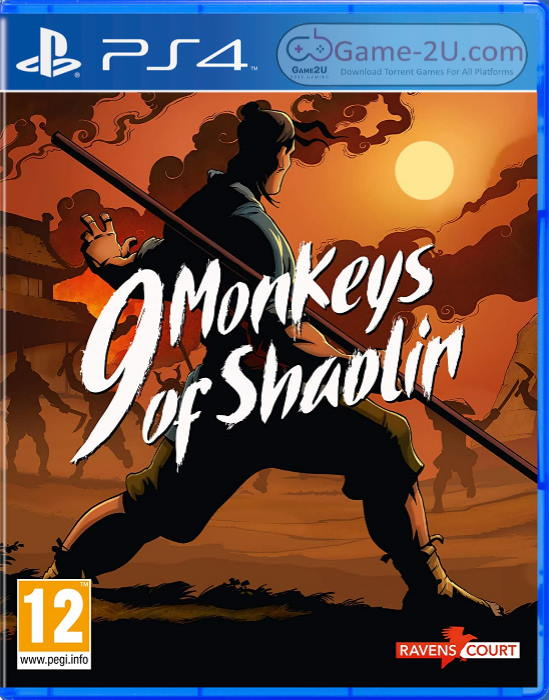 9 Monkeys of Shaolin PS4 PKG