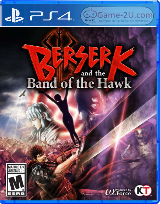 Berserk and the Band of the Hawk PS4 PKG