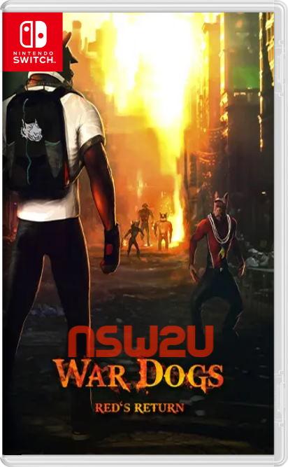 War Dogs: Red's Return Switch NSP XCi NSZ