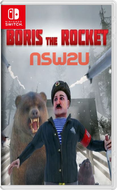 BORIS THE ROCKET Switch NSP XCI NSZ