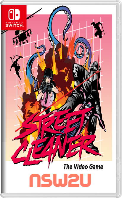Street Cleaner: The Video Game Switch NSP XCI