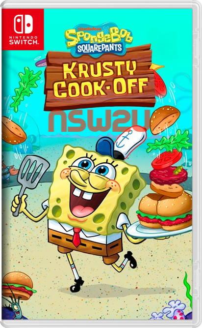SpongeBob: Krusty Cook-Off Switch NSP XCI