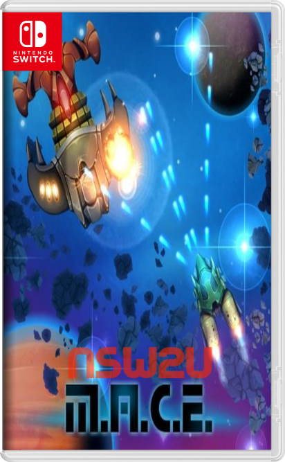 M.A.C.E. Space Shooter Switch NSP XCI