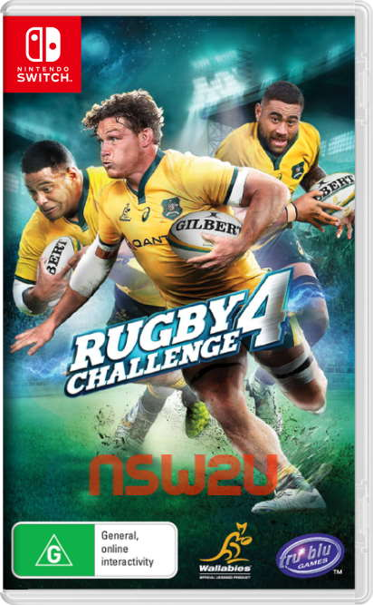 Rugby Challenge 4 Switch NSP XCI NSZ