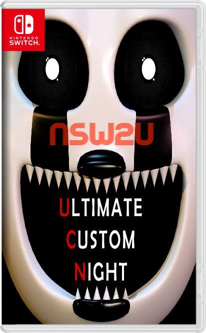 Ultimate Custom Night Switch NSP XCI NSZ