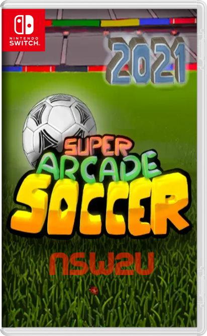Super Arcade Soccer 2021 Switch NSP XCI NSZ
