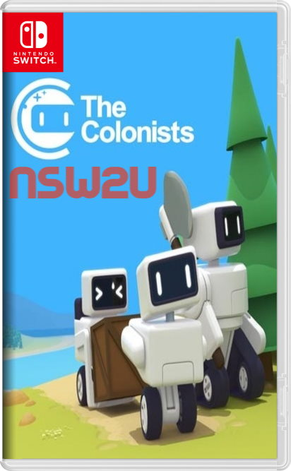 The Colonists Switch NSP XCI NSZ