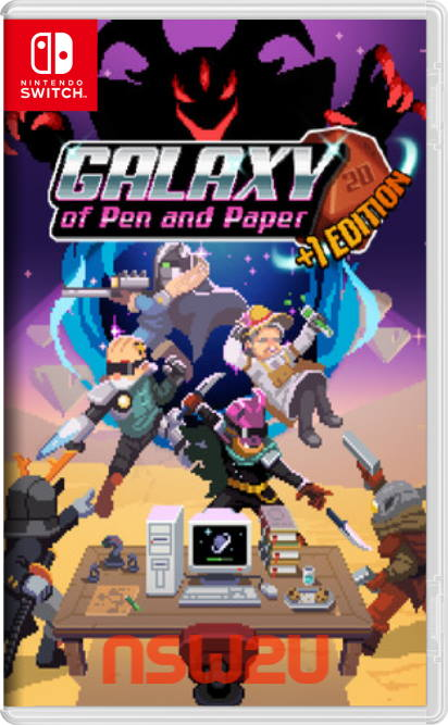 Galaxy of Pen & Paper +1 Edition Switch NSP XCI