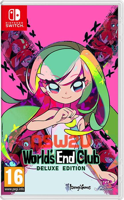 World's End Club Switch NSP XCI NSZ