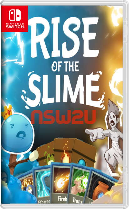 Rise of the Slime Switch NSP XCI NSZ