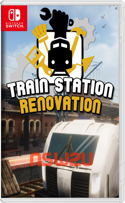 Train Station Renovation Switch NSP XCI NSZ