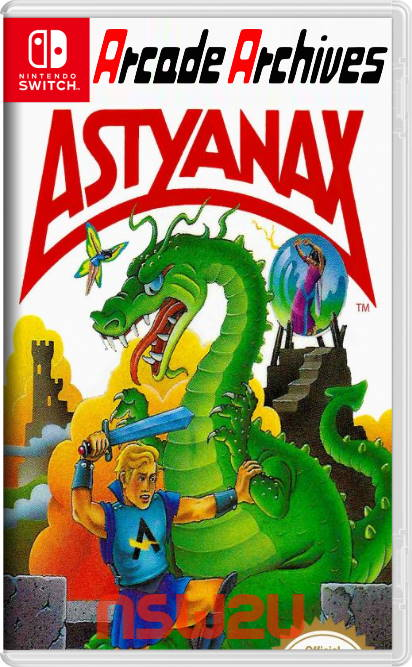 Arcade Archives THE ASTYANAX Switch NSP XCI NSZ