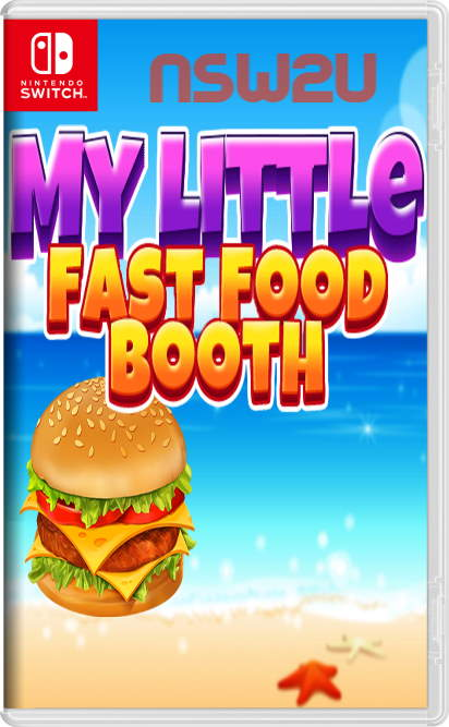 My little fast food booth Switch NSP XCI