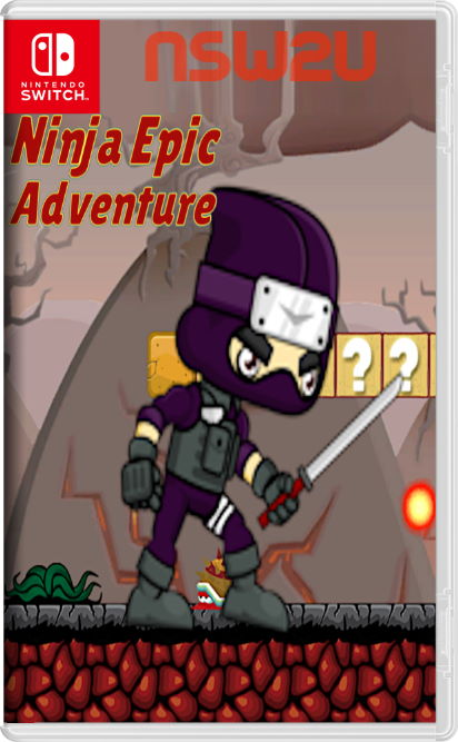 Ninja Epic Adventure Switch NSP XCI