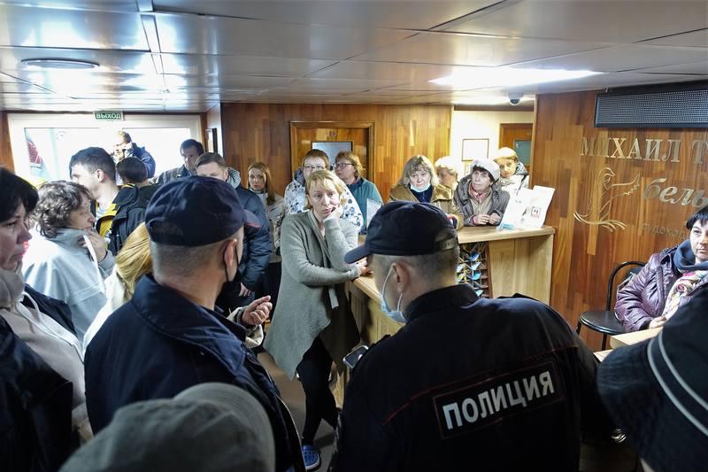 Бунт на корабле