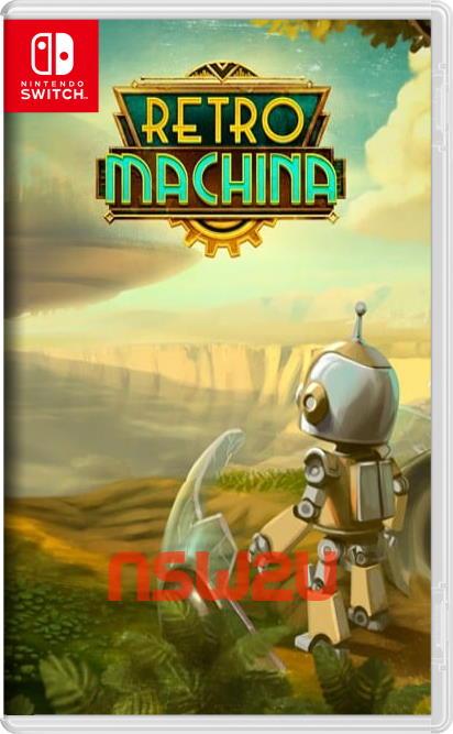 Retro Machina Switch NSP XCI NSZ