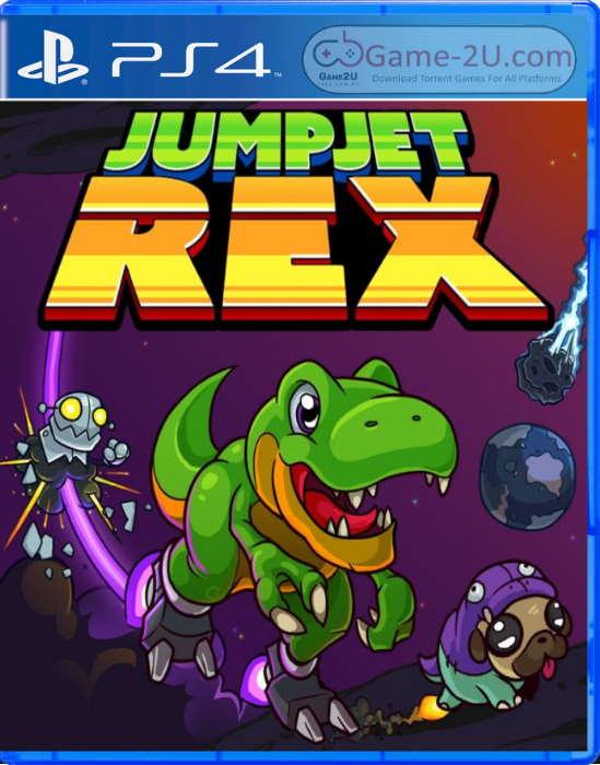 JumpJet Rex PS4 PKG