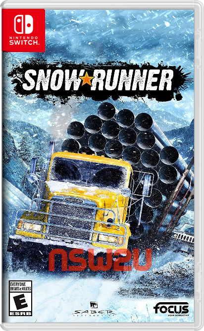 SnowRunner Switch NSP XCI NSZ