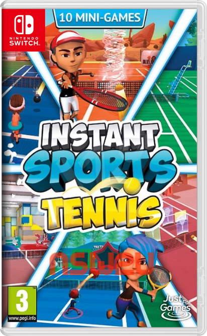 INSTANT SPORTS TENNIS Switch NSP XCI
