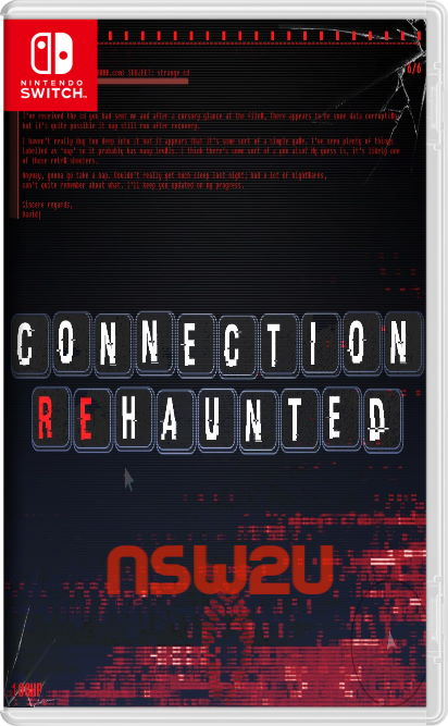 Connection reHaunted Switch NSP XCI
