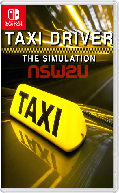 Taxi Driver – The Simulation Switch NSP XCI NSZ