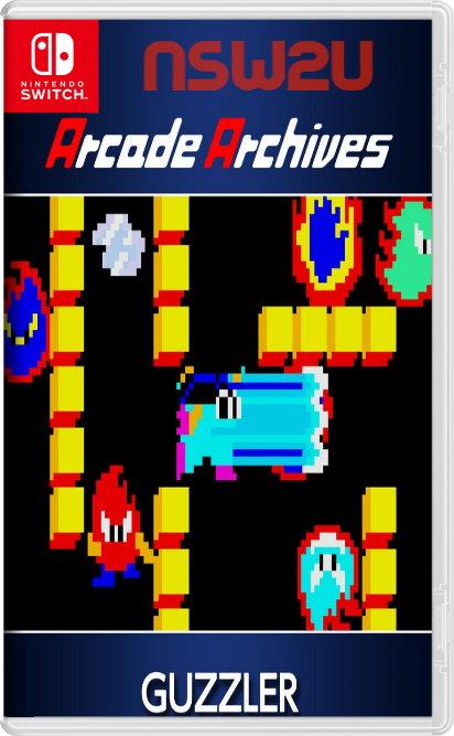 Arcade Archives GUZZLER Switch NSP XCI NSZ