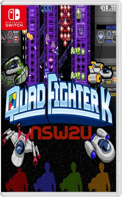 Quad Fighter K Switch NSP XCI