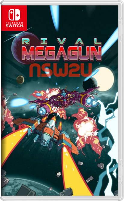 Rival Megagun Switch NSP XCI