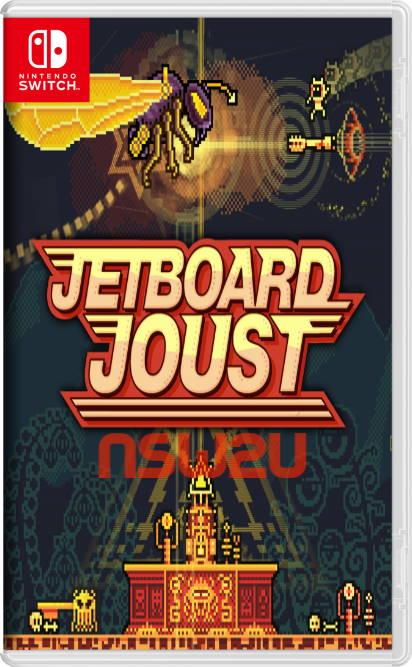 Jetboard Joust Switch NSP XCI NSZ