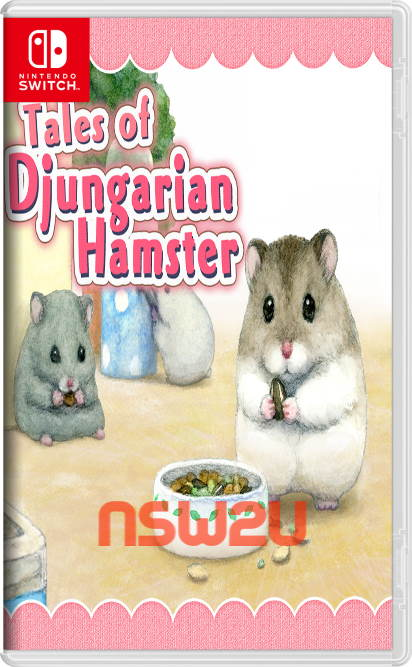 Tales of Djungarian Hamster Switch NSP XCI NSZ