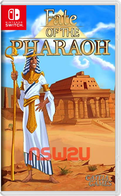 Fate Of The Pharaoh Switch NSP XCI NSZ