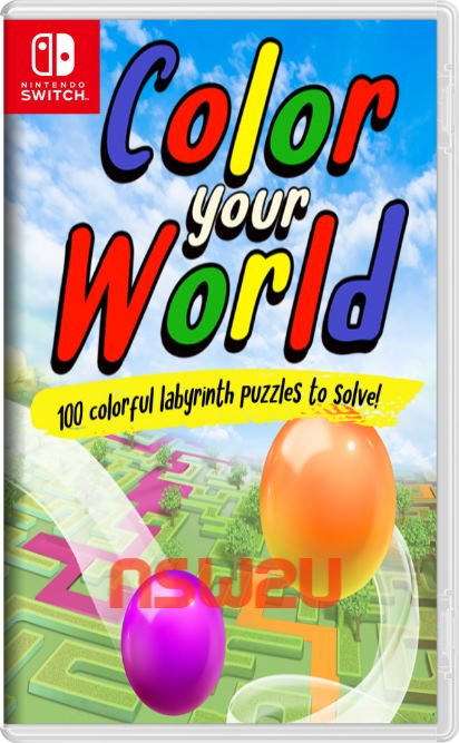 Color Your World Switch NSP XCI NSZ