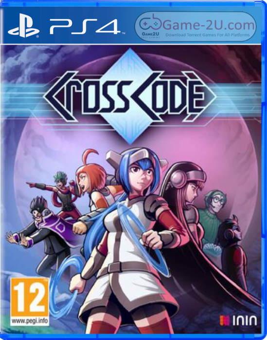 CrossCode PS4 PKG