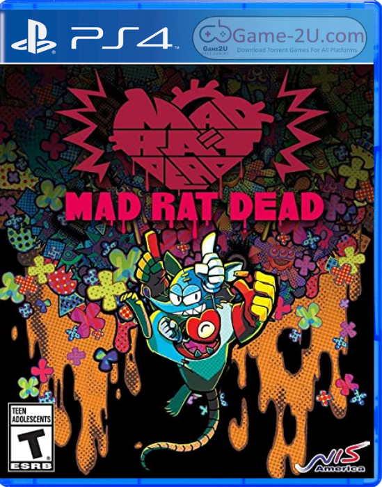 Mad Rat Dead PS4 PKG