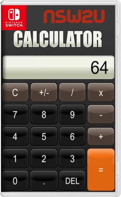Calculator Switch NSP XCI NSZ