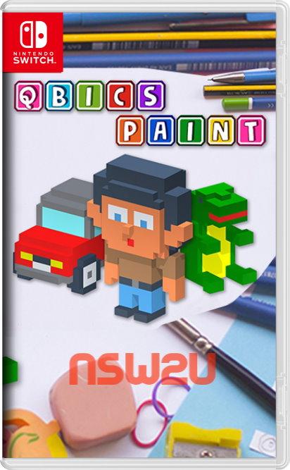 Qbics Paint Switch NSP XCI NSZ