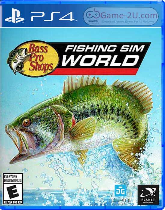 Fishing Sim World: Bass Pro Shops Edition PS4 PKG
