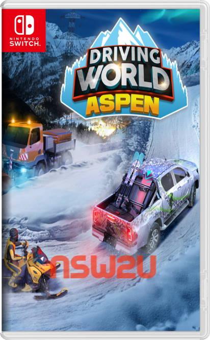 Driving World: Aspen Switch NSP XCI