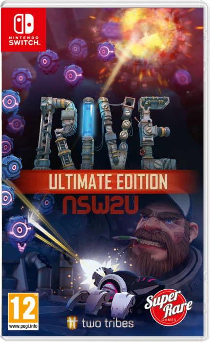 RIVE: Ultimate Edition Switch NSP XCI