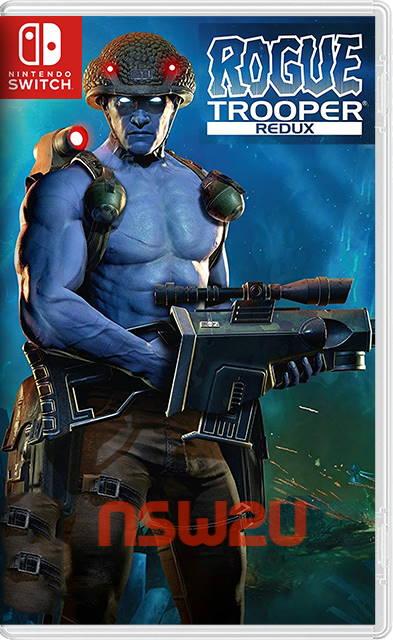 Rogue Trooper Redux Switch NSP