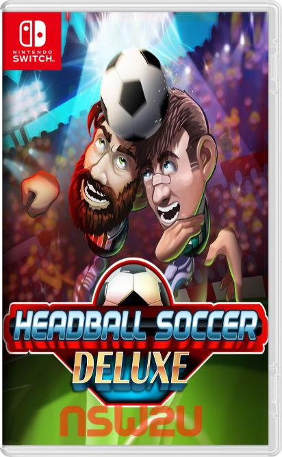 Headball Soccer Deluxe Switch NSP XCI