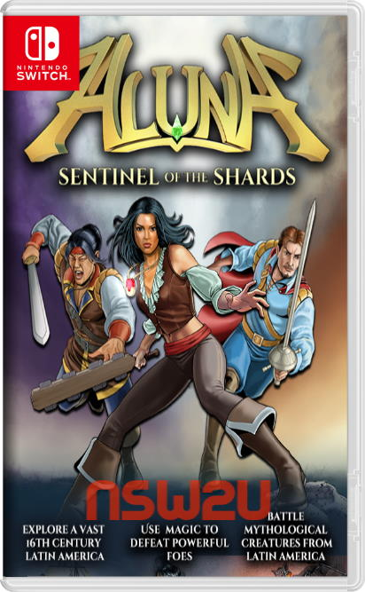 Aluna: Sentinel of the Shards Switch NSP XCI NSZ