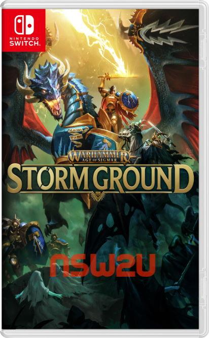 Warhammer Age of Sigmar: Storm Ground Switch NSP XCI NSZ