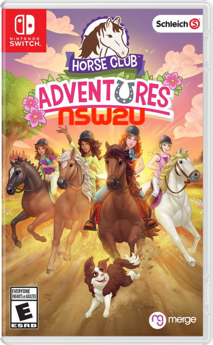 Horse Club Adventures Switch NSP XCI NSZ