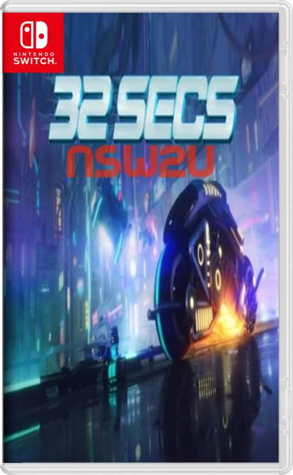 32 Secs Switch NSP XCI NSZ