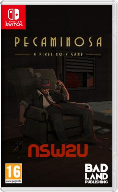 Pecaminosa – a pixel noir game Switch NSP XCI