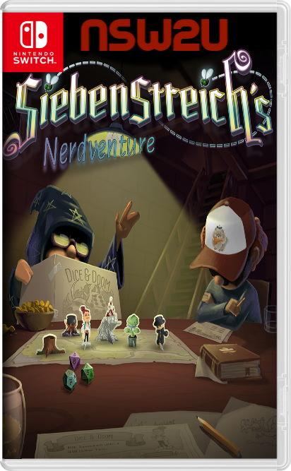 Siebenstreich's Nerdventure Switch NSP XCI