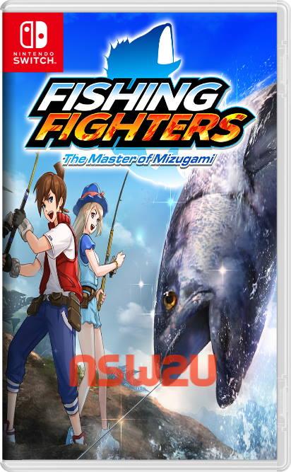 Fishing Fighters Switch NSP XCI NSZ